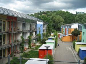 Eco-quartier Vauban Freiburg