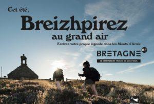 Campagne communication tourisme de proximité Bretagne