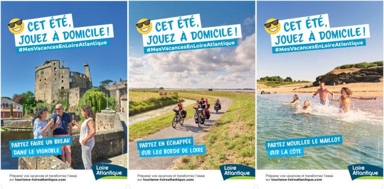 Communication Loire Atlantique tourisme de proximité