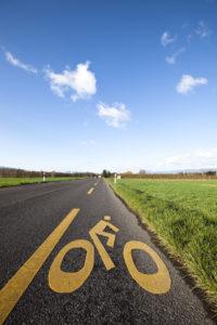 piste cyclable mobilité douce vélo
