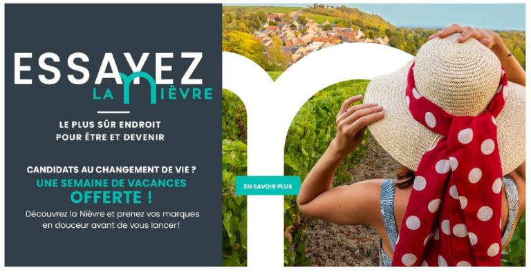 Essayez la Nièvre