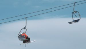 après ski montagne transition
