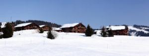 Station village nouveau modèle alpin