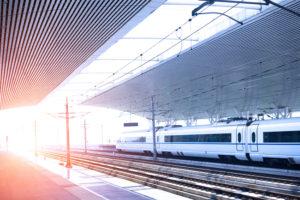 Train mobilités durables
