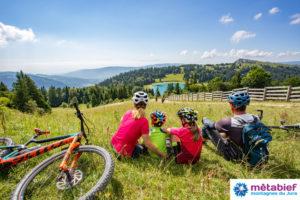 Diversification VTT et transition climatique de la station de ski de Métabief