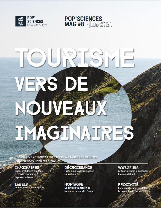Pop'Sciences nouveaux imaginaire du tourisme