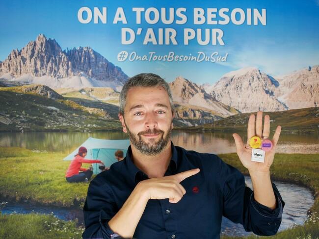 Julien Auray CRT PACA campagne sensibilisation sensibilisation tourisme responsable